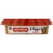 Lantana Hummus, 3-Pepper, Extra Spicy