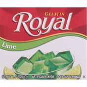 Royal Gelatin, Lime