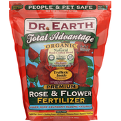Dr. Earth Fertilizer, Rose & Flower, Premium
