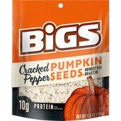 BiGS Cracked Pepper Pumpkin Seeds
