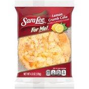 Sara Lee Lemon Crumb Cake