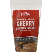 Fire & Flavor Smoking Chunks, Cherry