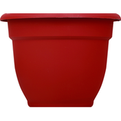 Bloem Planter, Ariana Burnt Red, 10 Inches