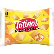 Totino's Triple Cheese Pizzs
