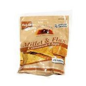 Sam's Bakery Cinnamon Millet & Flax Chips