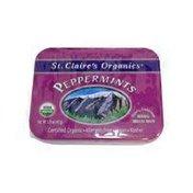 St. Claire's Peppermint Mint Tins