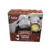 Katz Custard Donuts Gluten Free