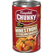 Campbell's® Chunky® Minestrone with Italian Sausage
