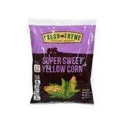 Fresh Thyme Super Sweet Yellow Corn
