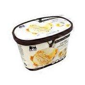 Food Lion Ice Cream & Sherbet, Vanilla Orange Swirl