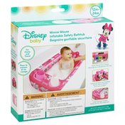 Disney Baby Inflatable Safety Bathtub, Minnie Mouse