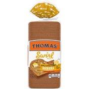 Thomas' Banana Swirl Bread