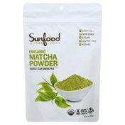 Sun Food Superfoods Matcha Powder, Organic