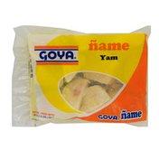 Goya Yam, Frozen