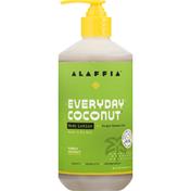 Alaffia Body Lotion, Everyday Coconut, Purely Coconut