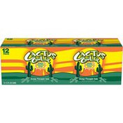 Cactus Cooler Soda, Orange Pineapple Blast, Cool Pack