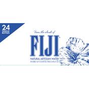 FIJI Water Artesian Water, Natural, 24 Pack