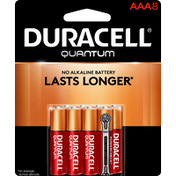 Duracell Battery, AAA, 8 Pack