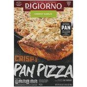 DiGiorno Cheesy Garlic Crispy Pan Frozen Pizza