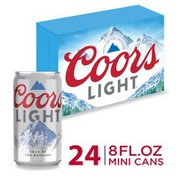 Coors Light Beer, Lager Beer Can