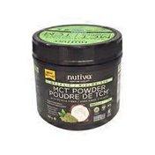 Nutiva Matcha Organic MCT Powder