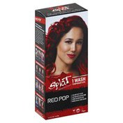 Splat Hair Color, Temporary, Red Pop