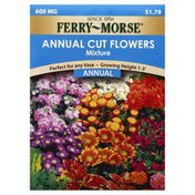 Ferry Morse Seeds, Annual Cut Flowers, Mixture