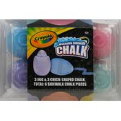 Crayola Sidewalk Chalk, Washable