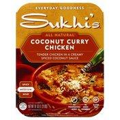 Sukhi's Coconut Curry Chicken, Medium