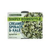 Cedarlane Foods Creamed Spinach With Kale
