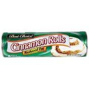 Best Choice Reduced Fat Cinnamon Rolls