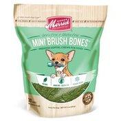 Merrick Grain Free Gluten Free Mini Brush Bones Dental Chews For Dogs
