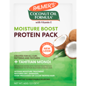 Palmer's Protien Pack, Deep Conditioning, Coconut Oil