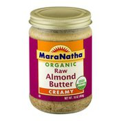 Maranatha Raw Almond Butter Creamy