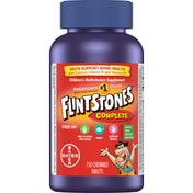 Flintstones Children's Complete Chewable Multivitamin