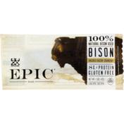 Epic Bison Bar, Uncured, Bacon + Cranberry