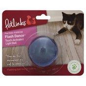 Petlinks Cat Toy, Flash Dance, Card