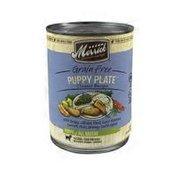 Merrick Grain Free Puppy Plate Merrick Grain Free Puppy Plate Classic Recipe Puppy Food