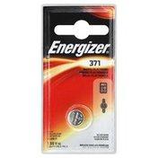 Energizer Battery, Silver Oxide, 371