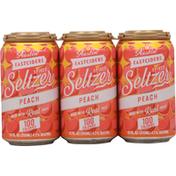 Austin East Ciders Spiked Seltzer, Peach