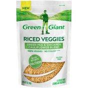 Green Giant Riced Veggies Green Pea & Chickpea Cauliflower Blend