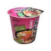 Nongshim Oolong Kimchi Noodles
