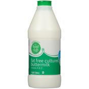 Food Club Fat Free Cultured Buttermilk
