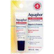 Aquaphor Broad Spectrum Lip Protectant + Sunscreen