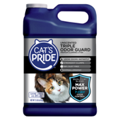 Cat's Pride Max Power Triple Odor Guard Unscented Clumping Clay Cat Litter