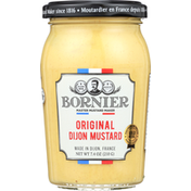 Bornier Dijon Mustard, Original