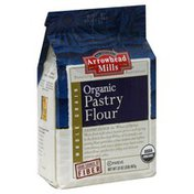 Arrowhead Mills Pastry Flour, Organic, Whole Grain