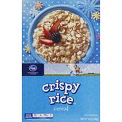 Kroger Cereal, Crispy Rice