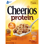 Cheerios Protein Oats and Honey Breakfast Cereal
