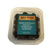 Bulk Foods Dark Chocolate Sea Salt Almonds